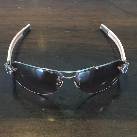 9b24a9356897 Chrome Hearts Accessories - Chrome Hearts Classic Oval Sunglasses- PINK